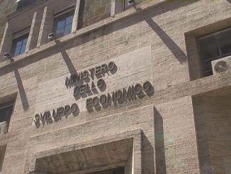 Ingresso Ministero Sviluppo Economico
